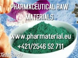 Suroviny na výrobu doplnkov výživy, farmaceutické účely,...