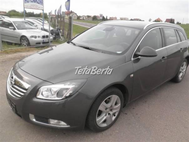 Opel Insignia 2,0 CDTi EDITION, ČR, serviska, foto 1 Auto-moto, Automobily | Tetaberta.sk - bazár, inzercia zadarmo
