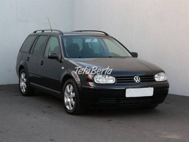 Volkswagen Golf  1.9 TDi, Serv.kniha, foto 1 Auto-moto, Automobily   Tetaberta.sk - bazár, inzercia zadarmo