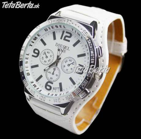 Predám náramkové hodinky Diesel time 9896c2c409c