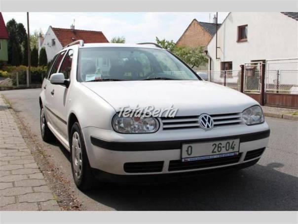Volkswagen Golf 1,9 TDi KLIMA 66 Kw, foto 1 Auto-moto, Automobily | Tetaberta.sk - bazár, inzercia zadarmo