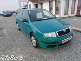 Škoda Fabia 1,4 i,serv.kniha, 1.majitel CZ , Auto-moto, Automobily  | Tetaberta.sk - bazár, inzercia zadarmo