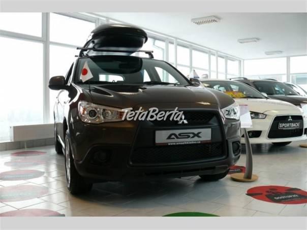 Mitsubishi ASX 1,6 MIVEC INFORM LPG, foto 1 Auto-moto, Automobily | Tetaberta.sk - bazár, inzercia zadarmo