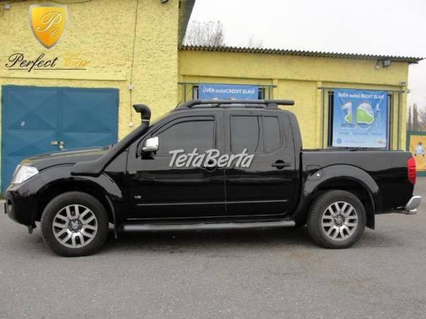 Nissan  Navara  Double-Cab 3.0, foto 1 Auto-moto, Automobily   Tetaberta.sk - bazár, inzercia zadarmo