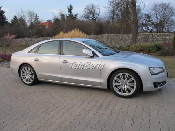 Audi A8 4.2TDI Quattro, foto 1 Auto-moto, Automobily | Tetaberta.sk - bazár, inzercia zadarmo