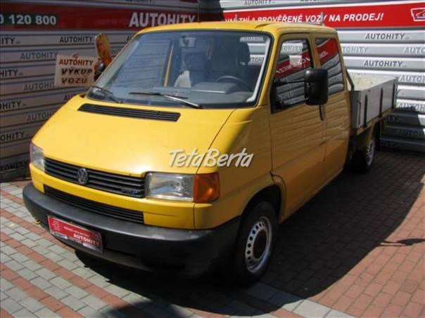 Volkswagen Transporter 2,5 D, 6 míst, foto 1 Auto-moto, Automobily | Tetaberta.sk - bazár, inzercia zadarmo