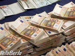 Úver od 1000 € do 10000000 € za 72 hodín , Práca, Hostesky a promotéri, letušky  | Tetaberta.sk - bazár, inzercia zadarmo