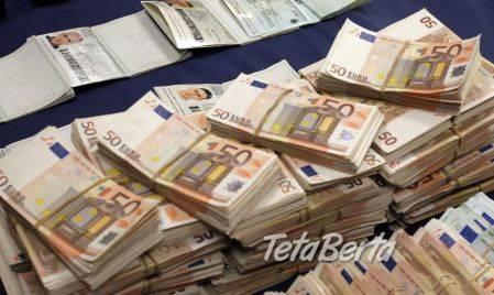 Úver od 1000 € do 10000000 € za 72 hodín, foto 1 Práca, Hostesky a promotéri, letušky   Tetaberta.sk - bazár, inzercia zadarmo