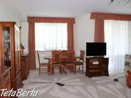 Prenájom priestranný 3 izbový byt, Slávičie údolie, BA I. Staré Mesto