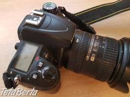 Predám D7000 + objektívy a blesk , Elektro, Foto    Tetaberta.sk - bazár, inzercia zadarmo