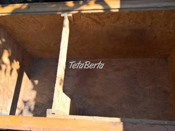 Búda pre psa - použitá, foto 1 Zvieratá, Príslušenstvo a krmivo | Tetaberta.sk - bazár, inzercia zadarmo