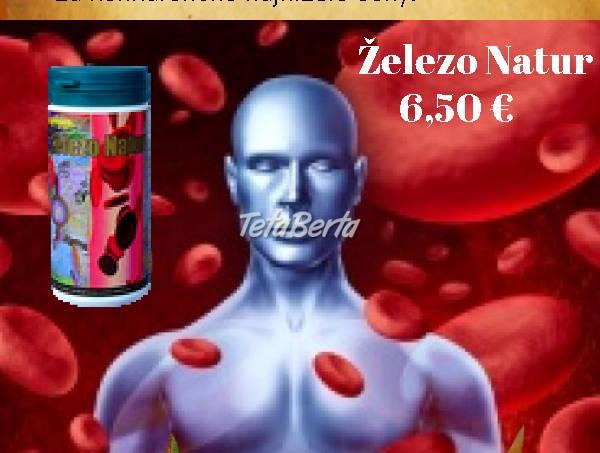 Anémia, nedostatok železa, doplnky stravy, foto 1 Móda, krása a zdravie, Ostatné   Tetaberta.sk - bazár, inzercia zadarmo