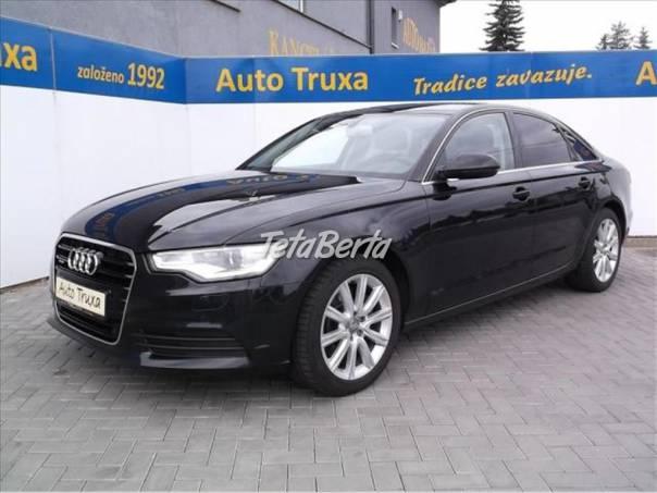 Audi A6 3.0 TDi 1.majitel TOP STAV , foto 1 Auto-moto, Automobily | Tetaberta.sk - bazár, inzercia zadarmo