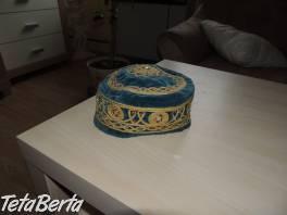 Čiapka Tureckého kroja , Hobby, voľný čas, Umenie a zbierky  | Tetaberta.sk - bazár, inzercia zadarmo