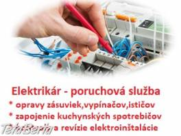 Elektrikár Bratislava + okolie NONSTOP , Elektro, Ostatné  | Tetaberta.sk - bazár, inzercia zadarmo