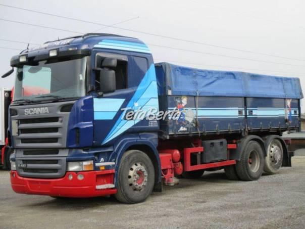 Scania  R480 S1 6x2, foto 1 Auto-moto, Automobily   Tetaberta.sk - bazár, inzercia zadarmo