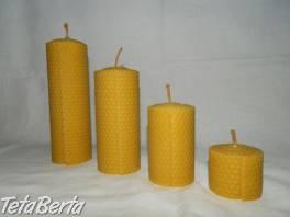 Sada voskových sviečok na adventný veniec - valec 4,8,12,16 x 5 cm , Dom a záhrada, Ostatné  | Tetaberta.sk - bazár, inzercia zadarmo