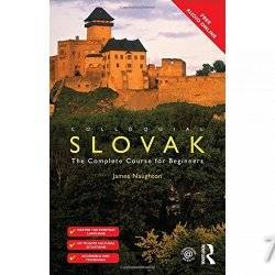 Colloquial Slovak The complete course for beginers, foto 1 Hobby, voľný čas, Film, hudba a knihy | Tetaberta.sk - bazár, inzercia zadarmo