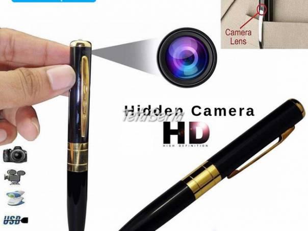 Pero so skrytou kamerou Spycam pen DVR 9141, foto 1 Elektro, Ostatné | Tetaberta.sk - bazár, inzercia zadarmo