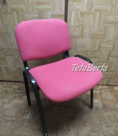 Predám červenú stoličku., foto 1 Dom a záhrada, Stoly, pulty a stoličky | Tetaberta.sk - bazár, inzercia zadarmo