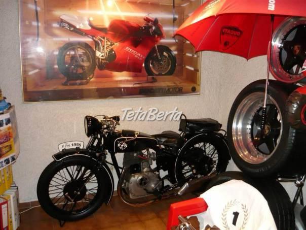 FN 500, r.v. 1928 po renovaci, foto 1 Auto-moto | Tetaberta.sk - bazár, inzercia zadarmo