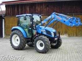 traktor new holland T4.55 , Poľnohospodárske a stavebné stroje, Poľnohospodárské stroje  | Tetaberta.sk - bazár, inzercia zadarmo