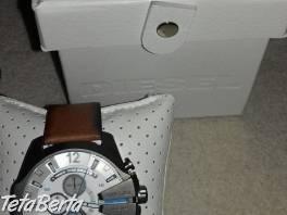 Krasne nove pánske originál Diesel hodinky , Móda, krása a zdravie, Hodinky a šperky  | Tetaberta.sk - bazár, inzercia zadarmo