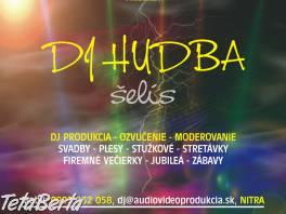 DJ + starejší, ozvučenie a osvetlenie na svadby, plesy, zábavy, rodinné oslavy, jubileá, stretávky.. , Obchod a služby, Reklama  | Tetaberta.sk - bazár, inzercia zadarmo