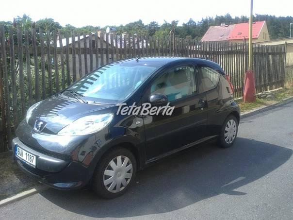 Peugeot 107 TOP STAV !, foto 1 Auto-moto, Automobily | Tetaberta.sk - bazár, inzercia zadarmo