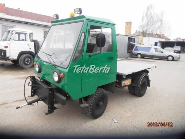 Multicar M 25 3S sklápěč - 4x2, přední hydraulika, foto 1 Auto-moto, Automobily | Tetaberta.sk - bazár, inzercia zadarmo