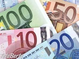 Hľadáte pôžičku na opätovné aktivovanie svojich aktivít alebo na realizáciu , Obchod a služby, Financie  | Tetaberta.sk - bazár, inzercia zadarmo