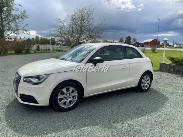 Audi A1 1.6 TDI Ambition, foto 1 Auto-moto, Automobily | Tetaberta.sk - bazár, inzercia zadarmo