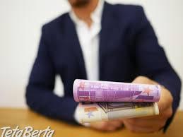 Získejte svůj úvěr bezpečně , Obchod a služby, Financie    Tetaberta.sk - bazár, inzercia zadarmo