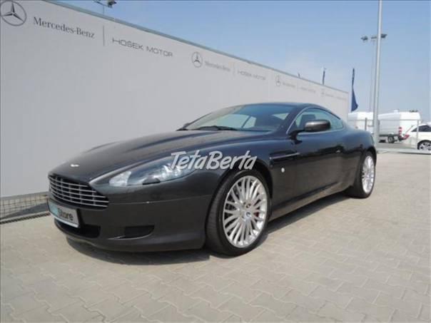 Aston Martin DB9 6.0 V12 1.majitel, foto 1 Auto-moto, Automobily   Tetaberta.sk - bazár, inzercia zadarmo