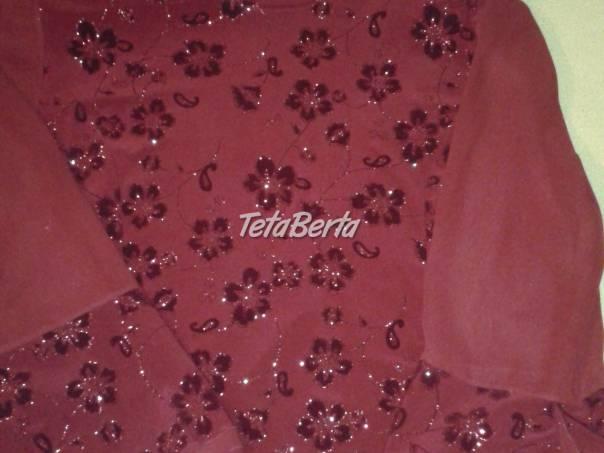 Spoločenské tričko s dlhým rukávom, foto 1 Móda, krása a zdravie, Oblečenie | Tetaberta.sk - bazár, inzercia zadarmo