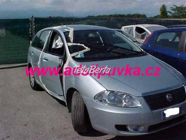Fiat Croma 1.9 JTD, foto 1 Auto-moto | Tetaberta.sk - bazár, inzercia zadarmo
