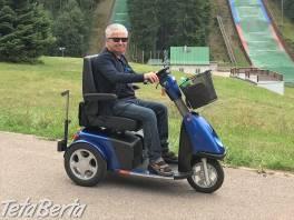 Elektrické vozíky-skútry pro seniory Zlín , Obchod a služby, Ostatné    Tetaberta.sk - bazár, inzercia zadarmo