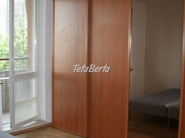 Dám do prenájmu pekný zariadený 3-izb. byt na začiatku Petržalky, foto 1 Reality, Spolubývanie | Tetaberta.sk - bazár, inzercia zadarmo