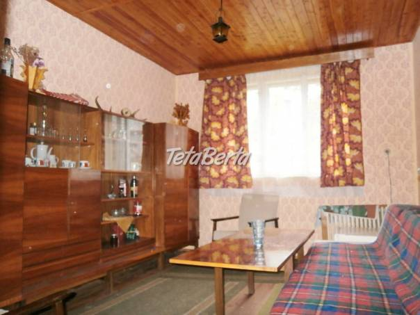 RE0102485 Dom / Rodinný dom (Predaj), foto 1 Reality, Domy | Tetaberta.sk - bazár, inzercia zadarmo