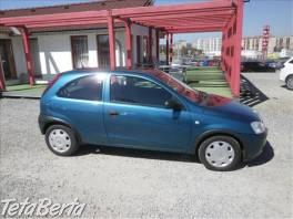 Opel Corsa 1,0 12v,serviska,ABS , Auto-moto, Automobily  | Tetaberta.sk - bazár, inzercia zadarmo