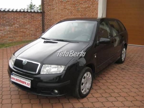 Škoda Fabia Combi 1.4 TDi ČR, SERVISKA, foto 1 Auto-moto, Automobily | Tetaberta.sk - bazár, inzercia zadarmo
