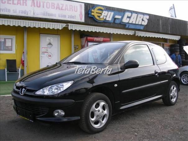 Peugeot 206 1,4   ABS,SERVO,KLIMA, foto 1 Auto-moto, Automobily | Tetaberta.sk - bazár, inzercia zadarmo