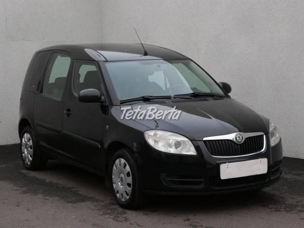 Škoda Roomster  1,9 TDi, ČR, foto 1 Auto-moto, Automobily | Tetaberta.sk - bazár, inzercia zadarmo