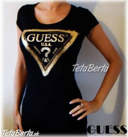 514d81dcb532 Guess tričko