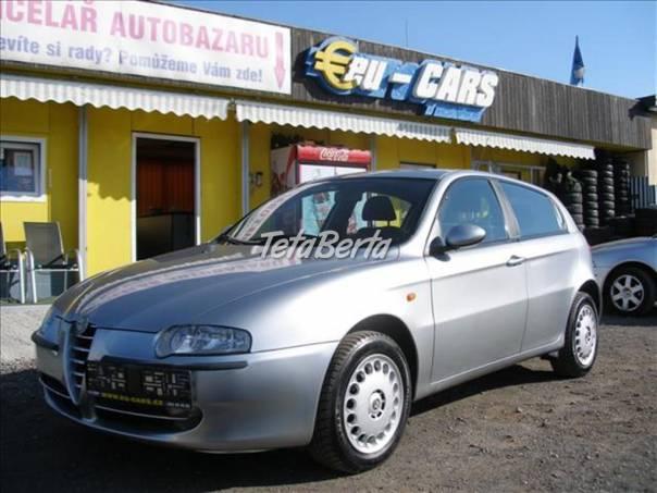 Alfa Romeo 147 1.6 T.SPARK,10xAIRBAG,KLIMA, foto 1 Auto-moto, Automobily | Tetaberta.sk - bazár, inzercia zadarmo