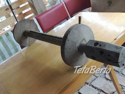 Starožitnú časť asi tkáčskeho stroja , foto 1 Hobby, voľný čas, Umenie a zbierky | Tetaberta.sk - bazár, inzercia zadarmo