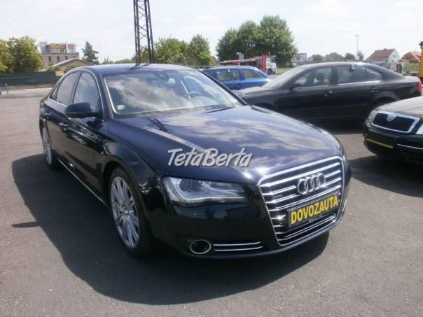 Audi A8 4.2FSi, foto 1 Auto-moto, Automobily | Tetaberta.sk - bazár, inzercia zadarmo