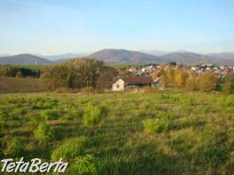 Slnečný pozemok na stavbu RD v Brezne na Starom Mazorníku , Reality, Pozemky    Tetaberta.sk - bazár, inzercia zadarmo