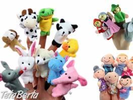 Plyšové hračky - maňušky. , Pre deti, Hračky    Tetaberta.sk - bazár, inzercia zadarmo