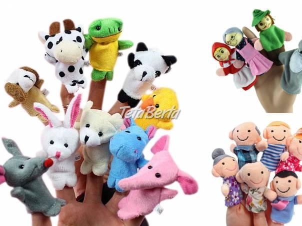 Plyšové hračky - maňušky., foto 1 Pre deti, Hračky | Tetaberta.sk - bazár, inzercia zadarmo
